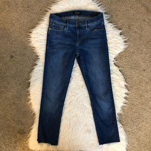 Buffalo David Bitton faith skinny jeans hi rise